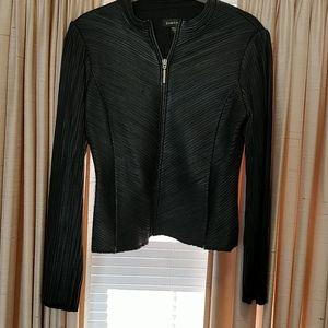 Bebe 100% real leather jacket